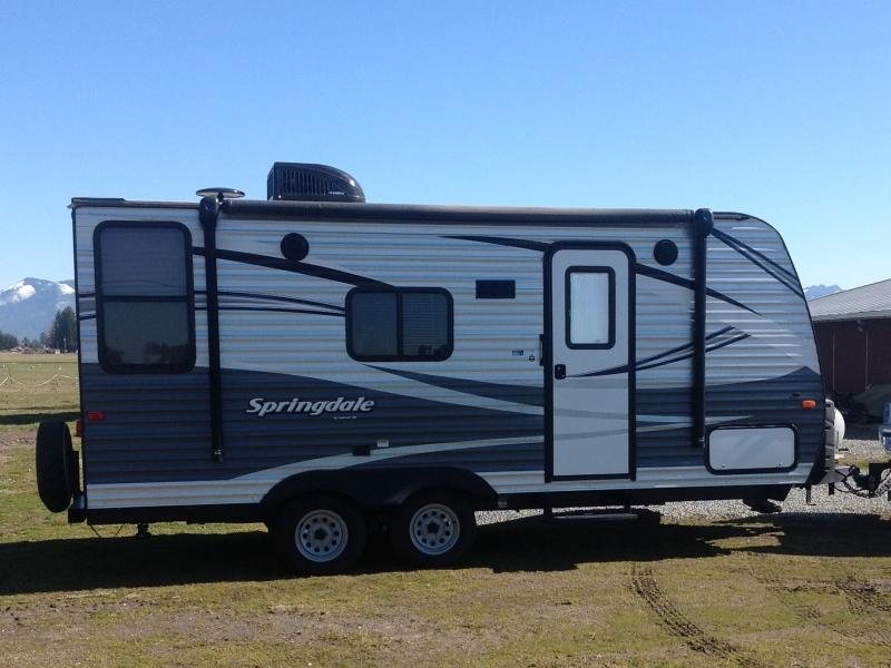2017 22' Keystone Springdale model 179 - Free RV classifieds