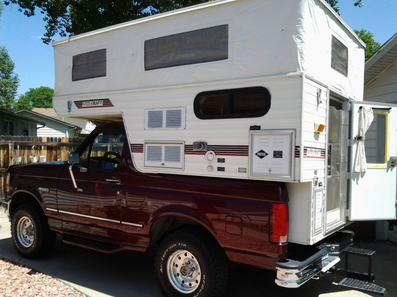 6 6 Timberline Mini Pop Up Camper Free Rv Classifieds