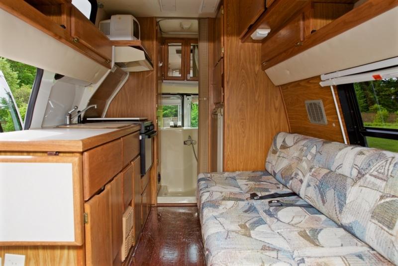 1999 Airstream B190