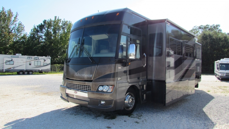 2006 winnebago adventurer wpg35a class a free rv