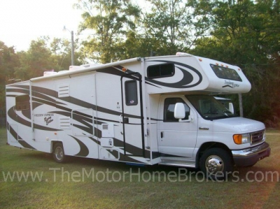 2008 coachmen 32 39 racing edition free rv classifieds used rvs rv classes motorhomes travel. Black Bedroom Furniture Sets. Home Design Ideas