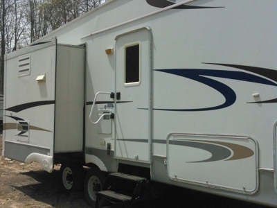 2004 Keystone Sprinter Fifth Wheel Owners Manual