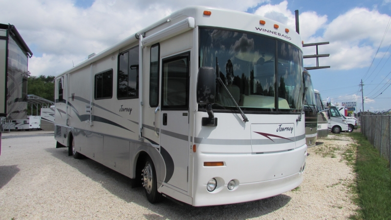 2001 winnebago journey 36l free rv classifieds used rvs